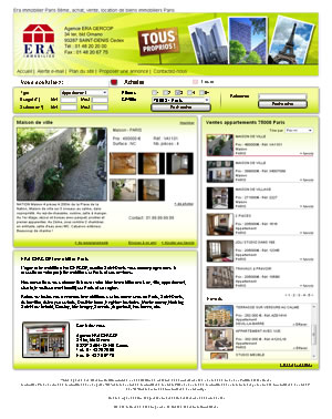 Template ERA Immobilier